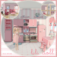 Milk Motion - Lili Doll
