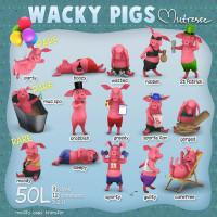Mutresse - Wacky Pigs