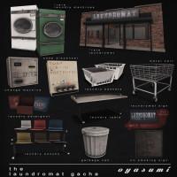 Oyasumi - The Laundromat Gacha