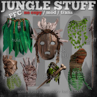 PFC - Jungle Stuff