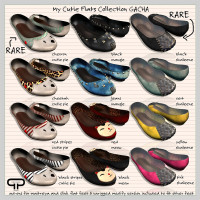 Pure Poison - My Cutie Flats Collection