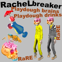 Rachel Breaker - Playdough Brains