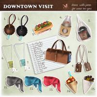 Tentacio - Downtown Visit