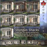 Trompe Loeil - Shotgun Shack