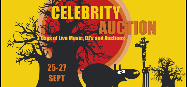 MadPea Celebrity Auction!