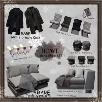Howl - Men's Style Set