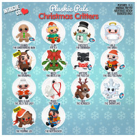 Intrigue Co. -  Plushie Pals: Christmas Critters