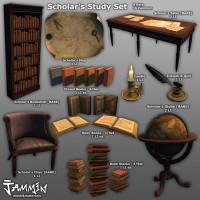 Jammin - Scholar's Study Set