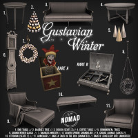NOMAD - GUSTAVIAN WINTER