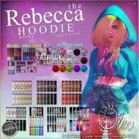 Olive - the Rebecca Hoodie