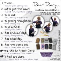RC Cluster - Dear Diary...