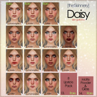 The Skinnery - Daisy