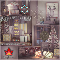 Trompe Loeil - Advent Calendar 2015