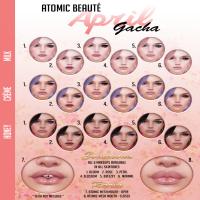 Atomic - Skin Gacha // April