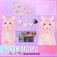 Sweet Thing  LCKY & DarkendStare - Mei & Momo