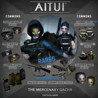 Aitui - The Mercenary Gacha