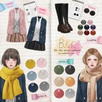 BCC - Miu Miu School Uniforms