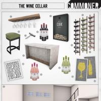 Commoner - The Wine Cellar