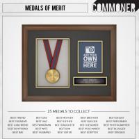 Commoner - Medals of Merit