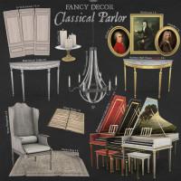 Fancy Decor - Classical Parlor