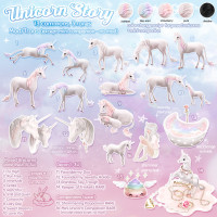 Half-Deer - Unicorn Story Gacha