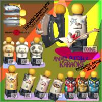 Happy Dispatch - Animal Portable KARAOKE