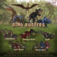 Jian - Dino Buddies