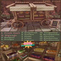 Lost Junction - Fruit Stand