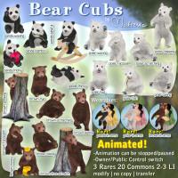 Mutresse - Bear Cubs