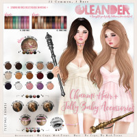 Oleander - Chanmi Hair & Jelly Baby Accessories