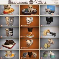 O.M.E.N. - Mischievous Kittens