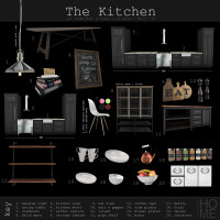 Pixel Mode - The Kitchen