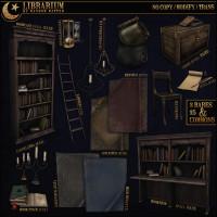 Random Matter - Librarium Gacha