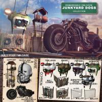 Remarkable Oblivion - Junkyard Dogs