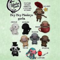 Schadenfreude - Hey Hey Monkeys