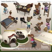 Sway's - Teatime Mice