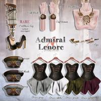 Tentacio - Admiral Lenore