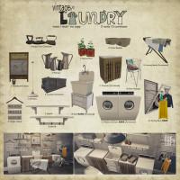 The Loft - Vintage Laundry