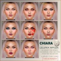 The Skinnery - Chiara (LeLutka Skin Applier)