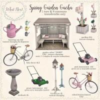What Next - Spring Garden