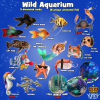 Yummy - Wild Aquarium