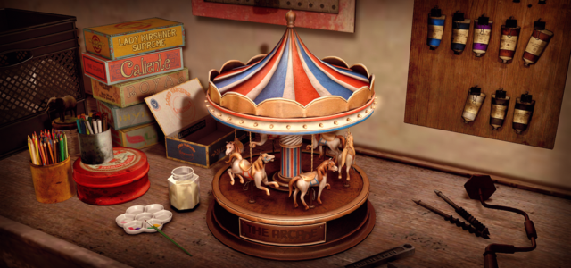 Take home our carousel!